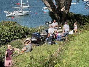 Garden Party Barbecue
